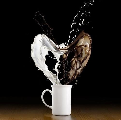 Caffé au Lait promóció